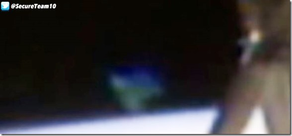 UFO Appears On ISS Live Cam_thumb[1]